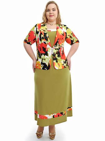 Платье женское р-р 48- 62