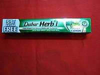 Зубная паста Dabur с мятой и лимоном