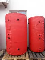 Аккумулирующая емкость из нержавеющей стали АВН-350 (с изоляцией)
