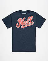 Мужская футболка Neff - Logo Navy (чоловіча футболка)