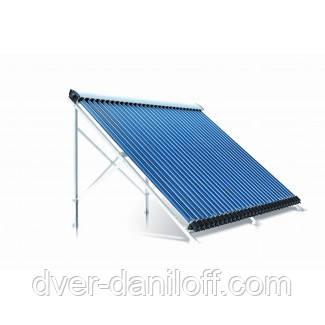Вакуумный солнечный коллектор JX SPС-10(1) (для плоской крыши)