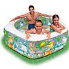 Надувной бассейн Intex 191х178х61 см (56493)
