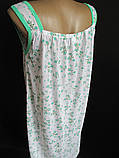 Женские ночные сорочки с мелкими цветами., фото 4