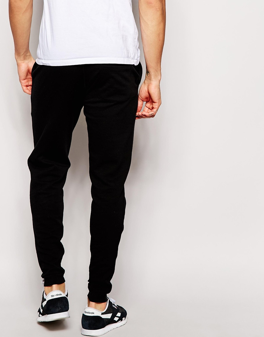 Спортивные штаны Outfits - Pants 1.0 Black (мужские трикотажные   чоловічі  спортивні штани трикотажні)  7f1a9cd5a0096