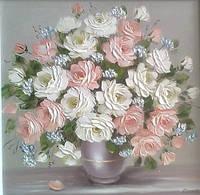 Картина «Розы» купить картину для дома, купить картину для подарка