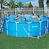 Каркасный бассейн Bestway 457х122 см (56100)