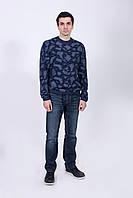 Мужской джемпер модного дизайна, фото 1