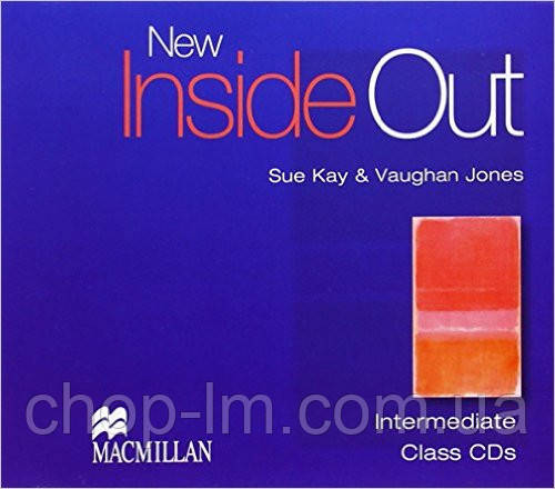 New Inside Out Intermediate Class Audio CD