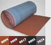 Примыканий Лента примыкания алюминий Alu Standard 300 mm коричневый