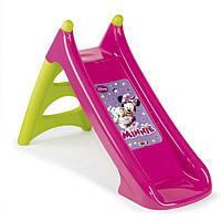 Детская Горка с водным эффектом Minnie Mouse   90см