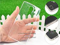 Ультратонкий 0,3мм силиконовый чехол для LG H961s V10