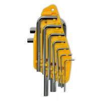 Набор ключей имбусовых Technics 49-110
