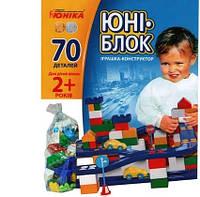 Конструктор Юника Юни-блок 70