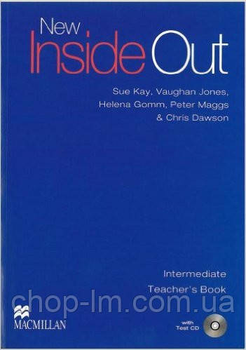 New Inside Out Intermediate Teacher's Book and Test CD