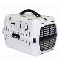 Moderna МОДЕРНА РОУД-РАННЕР 1 переноска для собак и кошек с пластиковой дверью