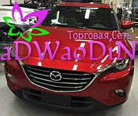 Серийную Mazda CX-4 рассекретили до премьеры