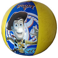Мяч надувной, виниловый INTEX 40 см (HY 9132)