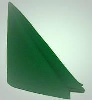 Салфетка тканевая сервировочная зеленая