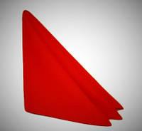Салфетка тканевая сервировочная красная