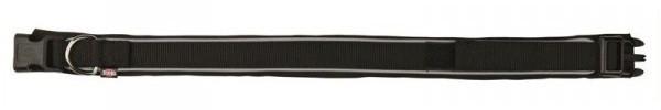 Ошейник Trixie (Трикси) Premium нейлоновый с неопреновой подкладкой для собак, 42-48см/30мм