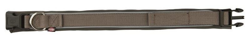 Ошейник Trixie (Трикси) Premium нейлоновый с неопреновой подкладкой для собак, 48-55см/30мм