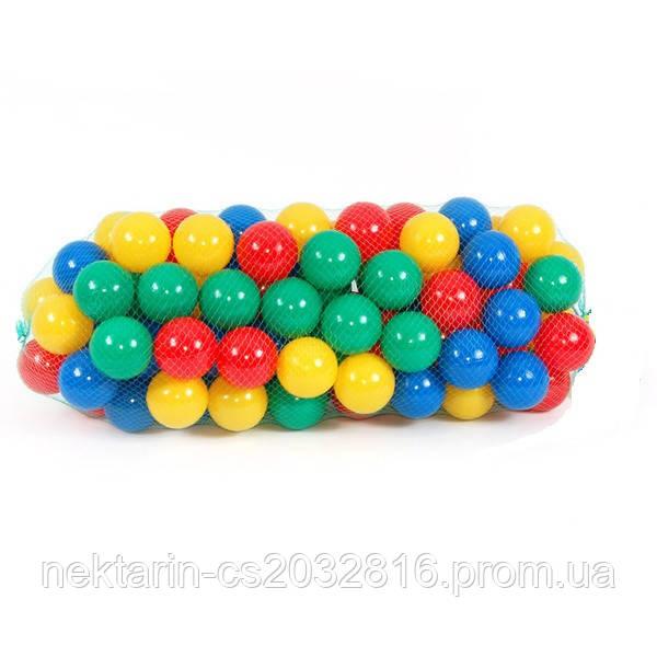Шарики (мячики) для сухого бассейна мягкие, d=8,2 см - Магазин товаров для дома и отдыха Nektar.in в Харькове