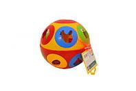 Сортер Куб Умный малыш Колобок (2926), фото 1