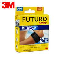 Ремень-ортез. Futuro™ 45975 для поддержки локтевого сустава во время игры в теннис, гольф. Серия -Спорт.