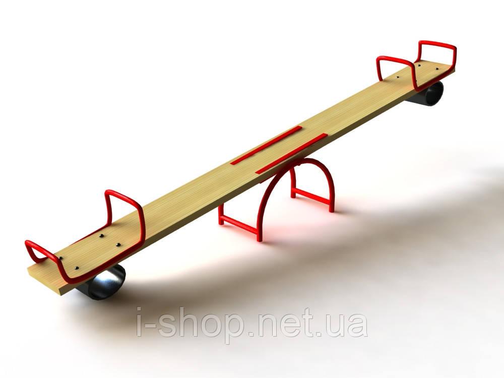 Качеля-балансир Старт с металлическим каркасом KIDIGO GBA001