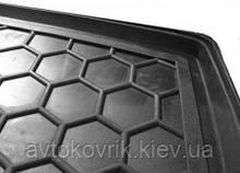Полиуретановый коврик в багажник Lada Niva 21213 (Тайга) (AVTO-GUMM)
