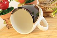 Чашка Панда белая