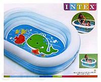 Детский надувной бассейн Китёнок Intex 57482