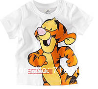 Детская яркая футболка