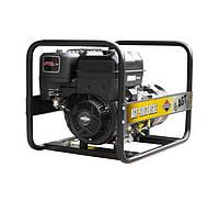 Генератор 5,0/8,0 кВа, Cos 1/0,8, B&S SERIES 2100, 10,3 кВт/14 л.с., 5,3 л, 77 кг AGT 9003 BSBE SE.