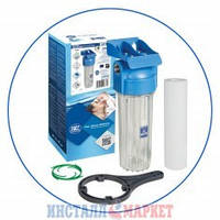 Корпус фильтра усиленный для холодной воды Aquafilter FHPR34-HP1, 3/4 дюйма