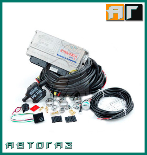 Электроника AC Stag 300 ISA 2 6 цилиндров