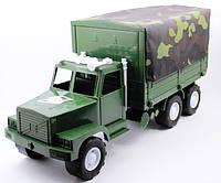 Игрушечная машинка Автофургон Муссон милитари Орион (207), фото 1