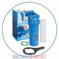 Корпус фильтра голубой для холодной воды Aquafilter FHPRN12-B1-AQ, 1/2 дюйма