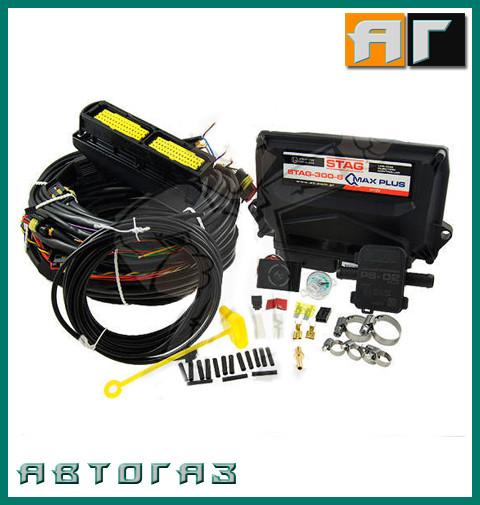 Электроника AC Stag  QMAX Plus 6 цилиндров