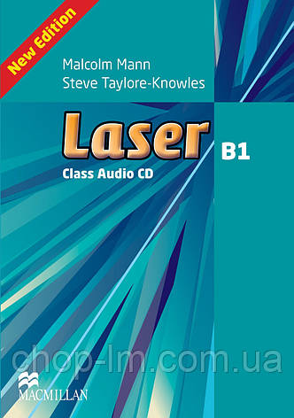Laser B1 Third Edition Class Audio CDx2, фото 2