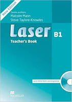 Laser B1 Third Edition Teacher's Book Pack (книга для учителя с диском)