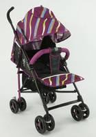 Коляска прогулочная JOY S 608 Фиолетовая***