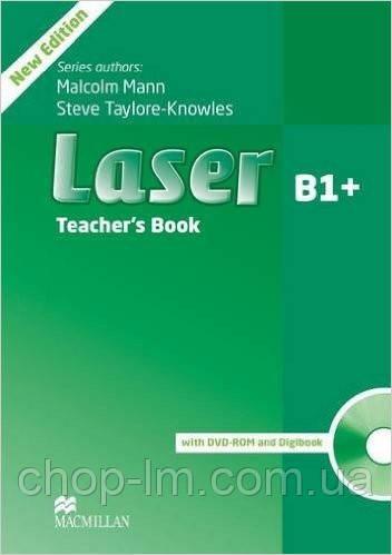 Laser B1+ Third Edition Teacher's Book Pack (книга для учителя)