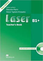 Laser B1+ Third Edition Teacher's Book Pack (книга для учителя)