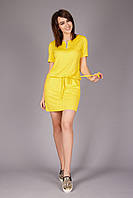 Платье из приятной вискозы на лето