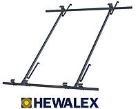 Крепежная платформа плоских коллекторов Hewalex для установки на скатной крыше