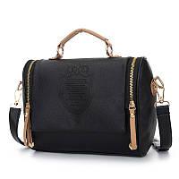 Стильная женская сумка из кожи. Высококачественная сумка. Приятная цена. Купить сумку в интернете. Код: КД87