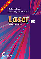 Laser B2 Third Edition Class Audio CDx2