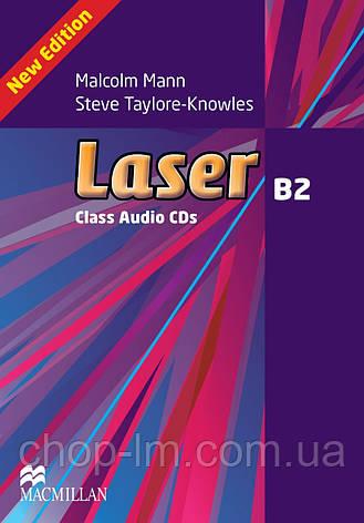 Laser B2 Third Edition Class Audio CDx2, фото 2