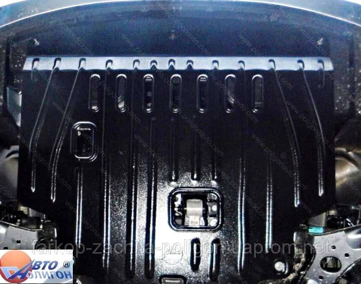 Защита картера KIA Rio v-1,2/1,6 АКПП/МКПП с-2015 г.